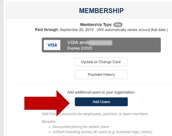 How Do I Add Additional Users? - Encyro Inc